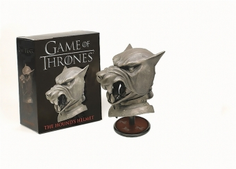 Game of Thrones: The Hound's Helmet, w. toy