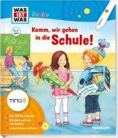 Komm, wir gehen in die Schule! TING-Ausgabe Cover