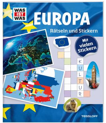 Europa, Rätseln und Stickern