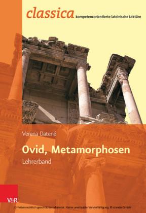 Ovid, Metamorphosen - Lehrerband