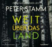 Weit über das Land, 5 Audio-CDs Cover
