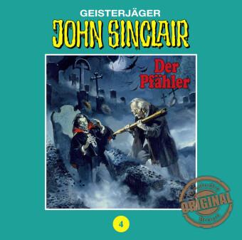 Geisterjäger John Sinclair, Tonstudio Braun - Der Pfähler, 1 Audio-CD