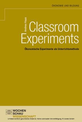 Classroom Experiments
