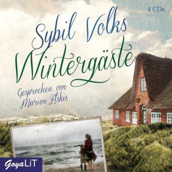 Wintergäste, 4 Audio-CDs