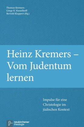 Heinz Kremers - Vom Judentum lernen