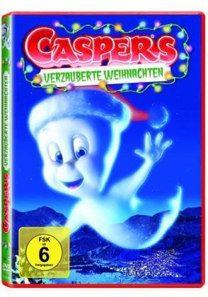 Caspers verzauberte Weihnachten, 1 DVD