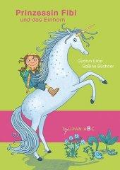 Prinzessin Fibi und das Einhorn Cover