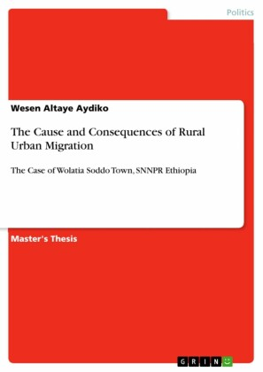 The Cause and Consequences of Rural Urban Migration