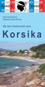 Mit dem Wohnmobil nach Korsika Cover