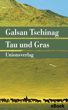 Tau und Gras
