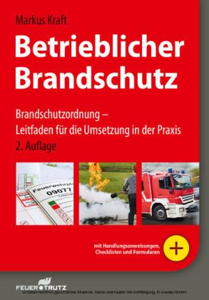 Betrieblicher Brandschutz - E-Book (PDF)