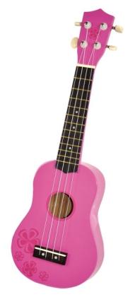 Minigitarre Pink (Ukulele)
