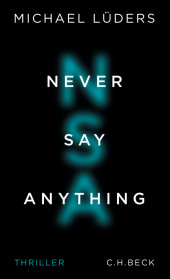 Never Say Anything Cover