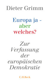 Europa ja - aber welches? Cover