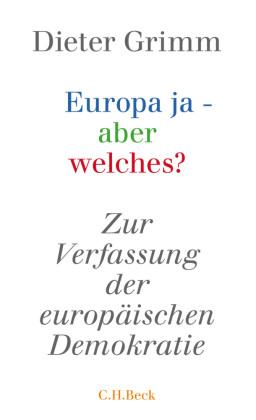 Europa ja - aber welches?