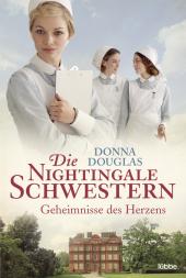Die Nightingale Schwestern, Geheimnisse des Herzens Cover