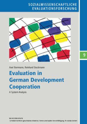 Evaluation in German Development Cooperation