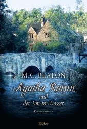 Agatha Raisin und der Tote im Wasser Cover