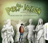 Percy Jackson erzählt: Griechische Göttersagen, 6 Audio-CDs Cover