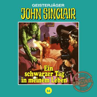 Geisterjäger John Sinclair, Tonstudio Braun - Ein schwarzer Tag in meinem Leben, Audio-CD