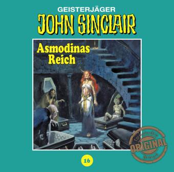 John Sinclair Tonstudio Braun - Asmodinas Reich, 1 Audio-CD