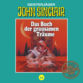 John Sinclair Tonstudio Braun - Das Buch der grausamen Träume, 1 Audio-CD