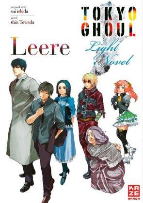 Tokyo Ghoul: Leere (Novel)