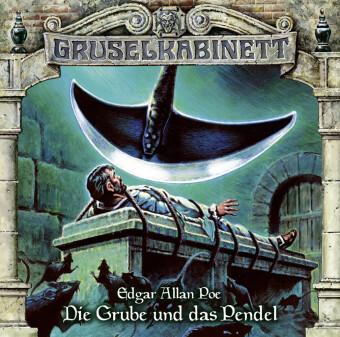 Gruselkabinett - Die Grube und das Pendel, Audio-CD