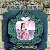 Gruselkabinett - Der Drachenspiegel, Audio-CD Cover