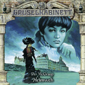 Gruselkabinett - Heimweh, Audio-CD Cover
