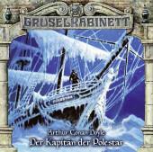 Gruselkabinett - Der Kapitän der Polestar, Audio-CD
