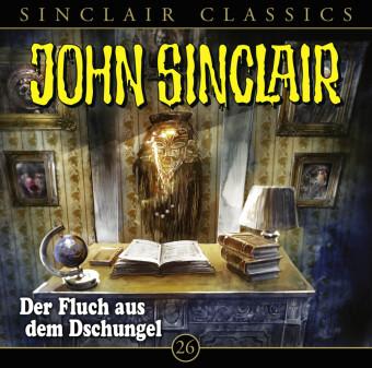 Geisterjäger John Sinclair Classics - Der Fluch aus dem Dschungel, Audio-CD