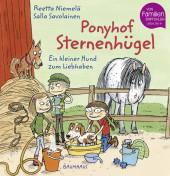 Ponyhof Sternenhügel - Ein kleiner Hund zum Liebhaben Cover