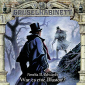 Gruselkabinett - War es eine Illusion?, Audio-CD Cover
