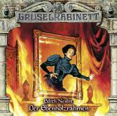 Gruselkabinett - Der Ebenholzrahmen, Audio-CD
