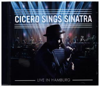 Cover des Mediums: Cicero sings Sinatra