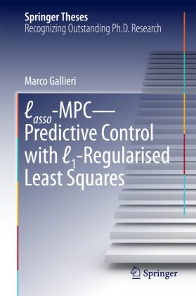 Lasso-MPC - Predictive Control with 1-Regularised Least Squares