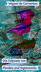 Die Irrfahrten von Persiles und Sigismunda Cover