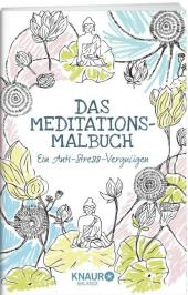 Das Meditations-Malbuch Cover