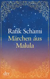 Märchen aus Malula, Großdruck Cover