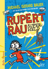 Rupert Rau - Superheld Cover