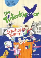 Die Tintenkleckser - Schulhofalarm Cover