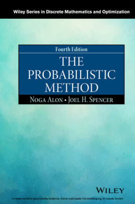 The Probabilistic Method
