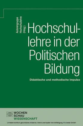 Hochschullehre in der Politischen Bildung