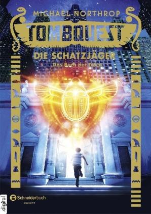 Tombquest - Die Schatzjäger, Band 01