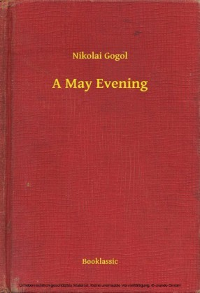 A May Evening