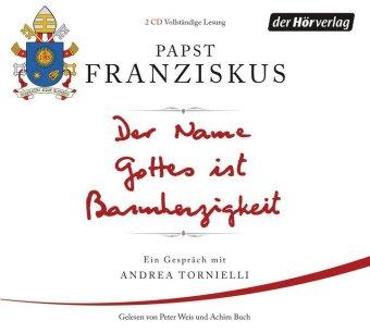 Der Name Gottes ist Barmherzigkeit, 2 Audio-CDs