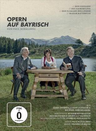 Opern auf Bayrisch, 1 DVD