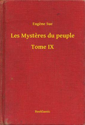 Les Mysteres du peuple - Tome IX