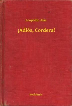!Adiós, Cordera!